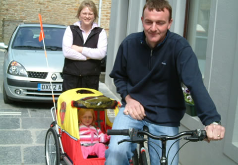 Orkney cycle hire services